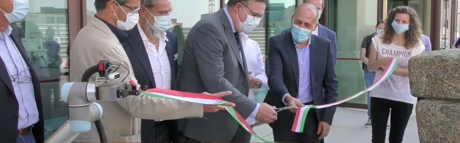 "Inaugurato il laboratorio ICE ""Industrial Computer Engineering"""